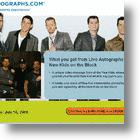 First-Time Personalized Videos From NKOTB, Serena Williams &amp; Others
